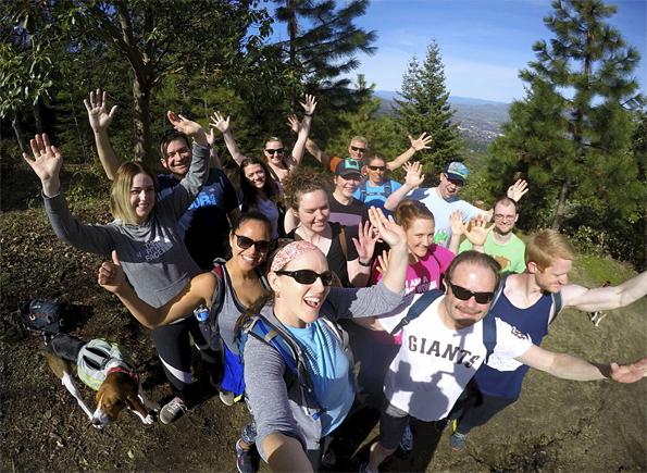 Medford Oregon summer 2018 hiking series
