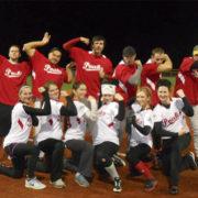 Rushmore Women's Softball Team