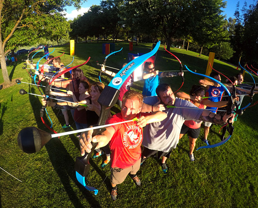 Rushmore Society Archery Tag Moonbow Archery Medford Oregon