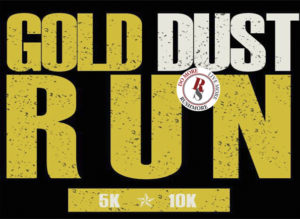 Gold Dust Run Rushmore Team
