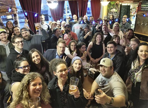 Rushmore Society Newbies Rally Meet Up