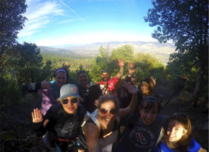 Southern Oregon hiking with the Rushmore Society in the Rogue Valley, Medford Oregon